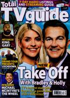Total Tv Guide England Magazine Issue NO 30