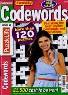 Family Codewords Magazine Issue NO 42