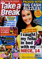 Take A Break Magazine Issue NO 30