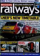 Modern Railways Magazine Issue AUG 21