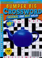 Bumper Big Crossword Magazine Issue NO 147
