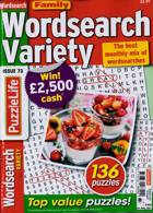 Family Wordsearch Variety Magazine Issue NO 73