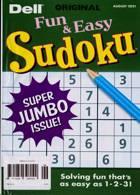 Original Sudoku Magazine Issue F&E AUG