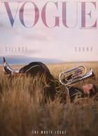Vogue Portugal Music - Trumpet Cover Magazine Issue Trumpet