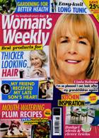 Womans Weekly Magazine Issue 07/09/2021