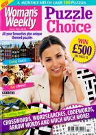 Womans Weekly Puzzle Choice Magazine Issue NO 7