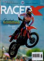 Racer X Illustrated Magazine Issue AUG 21