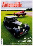 Automobile  Magazine Issue SEP 21