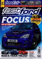 Fast Ford Magazine Issue OCT 21