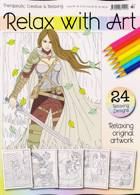 Relax With Art Magazine Issue NO 84