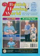 British Homing World Magazine Issue NO 7591