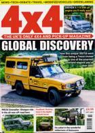 4 X 4 Magazine Issue OCT 21