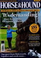 Horse And Hound Magazine Issue 26/08/2021