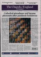 Church Of England Newsp Magazine Issue 03/09/2021