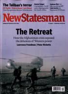 New Statesman Magazine Issue 27/08/2021