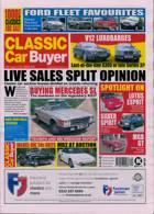 Classic Car Buyer Magazine Issue 25/08/2021