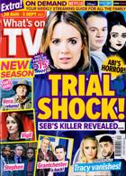 Whats On Tv England Magazine Issue 28/08/2021