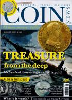 Coin News Magazine Issue AUG 21