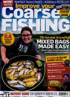 Improve Your Coarse Fishing Magazine Issue NO 379