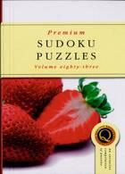 Premium Sudoku Puzzles Magazine Issue NO 83