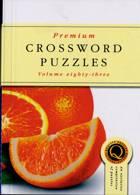 Premium Crossword Puzzles Magazine Issue NO 83