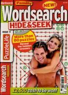 Family Wordsearch Hide Seek Magazine Issue NO 11