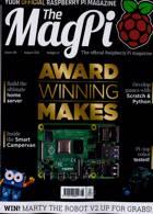 Magpi Magazine Issue AUG 21
