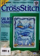 Just Cross Stitch Magazine Issue AUG 21