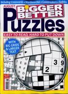 Bigger Better Puzzles Magazine Issue NO 8