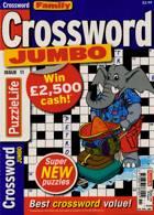 Family Crossword Jumbo Magazine Issue NO 11