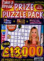 Tab Prize Puzzle Pack Magazine Issue NO 28