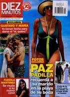 Diez Minutos Magazine Issue NO 3648