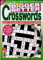Bigger Better Crosswords Magazine Issue NO 8