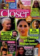 Closer Magazine Issue 31/07/2021