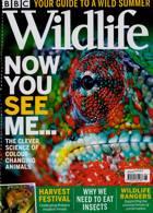 Bbc Wildlife Magazine Issue AUG 21
