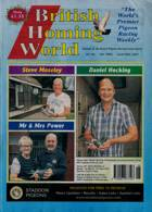 British Homing World Magazine Issue NO 7583