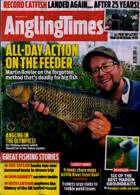 Angling Times Magazine Issue 27/07/2021