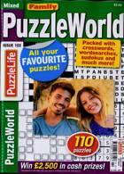 Puzzle World Magazine Issue NO 102