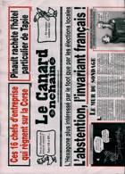 Le Canard Enchaine Magazine Issue 49