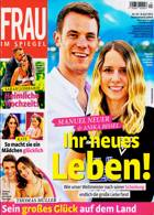 Frau Im Spiegel Weekly Magazine Issue 24