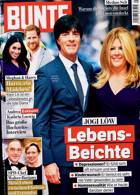 Bunte Illustrierte Magazine Issue 24