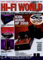 Hi Fi World & Comp Audio Magazine Issue SEP 21