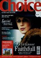 Choice Magazine Issue AUG 21
