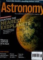 Astronomy Magazine Issue AUG 21