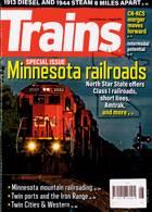 Trains Magazine Issue AUG 21