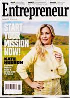 Entrepreneur Magazine Issue JUL-AUG