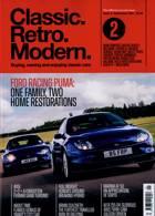 Classic Retro Modern Magazine Issue SEP 21