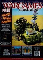 War Games Illustrated Magazine Issue AUG 21