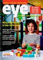 Early Years Educator Magazine Issue OCT 21