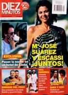 Diez Minutos Magazine Issue NO 3649